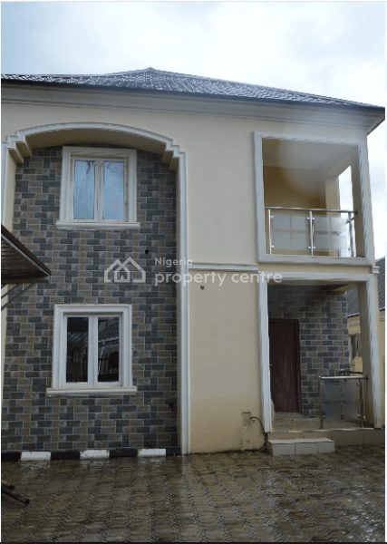 Luxury 4 Bedroom Duplex with 3 Sets of Self Contained Boys Quarters, Naf Valley Estate, Asokoro District, Abuja, Semi-detached Duplex for Sale