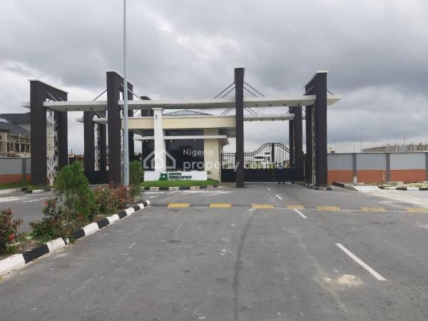 Land, Cowrie Creek Estate, Ikate Elegushi, Lekki, Lagos, Land for Sale