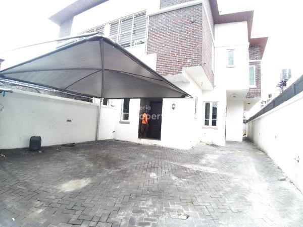 Sharp 5 Bedroom Semi Detached Duplex, Lekki Phase 1, Lekki, Lagos, Semi-detached Duplex for Sale