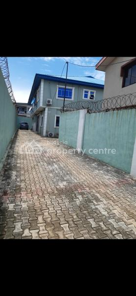 Solidly Built Modern Block of 4 Flats, Ogba, Ikeja, Lagos, Block of Flats for Sale