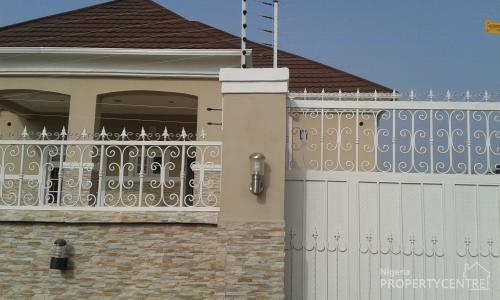For sale newly built beautiful 3 bedroom bungalow for Cost of building a 4 bedroom bungalow in nigeria 2017