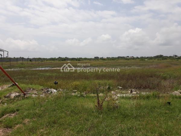Prime Plots of Land for Sale at Edge Castle Estate, Opposite Lekki International Gulf Course, Free Trade Zone Road, Okun Imedu, Ibeju Lekki, Lagos, Residential Land for Sale
