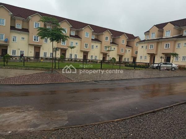 5 Bedroom Terrace Duplex with Box Room and Study Room, Life Camp, Utako, Abuja, Terraced Duplex for Sale