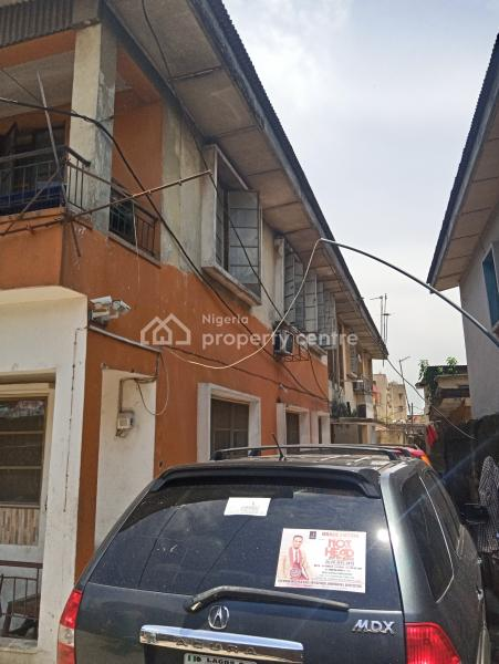 a Block of 4 Units of 2 Bedroom Flats, Off Awolowo Way, Ikeja, Lagos, Block of Flats for Sale