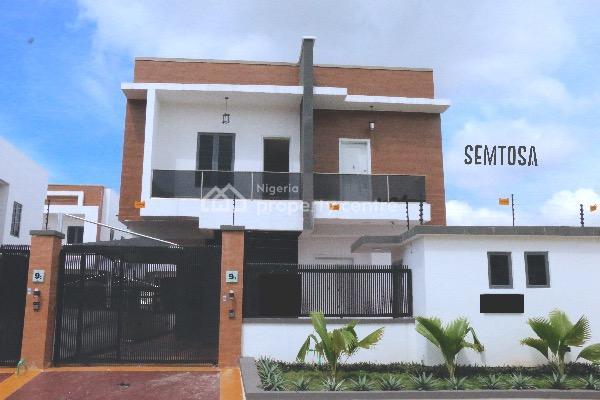 Detached Five (5) Bedroom Duplex, Oral Estate, Chevron Toll Gate, Lekki Phase 2, Lekki, Lagos, Detached Duplex for Sale