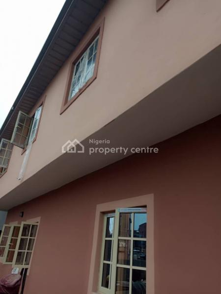 Newly Built Room Self Contained with Car Park, Nathan Street, Off Ojuelegba Road, Ojuelegba, Surulere, Lagos, Self Contained (single Rooms) for Rent