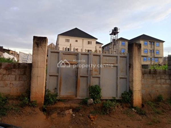 Fantastic 1300sqm with C of O, Tarred Road, Wuye, Abuja, Residential Land for Sale