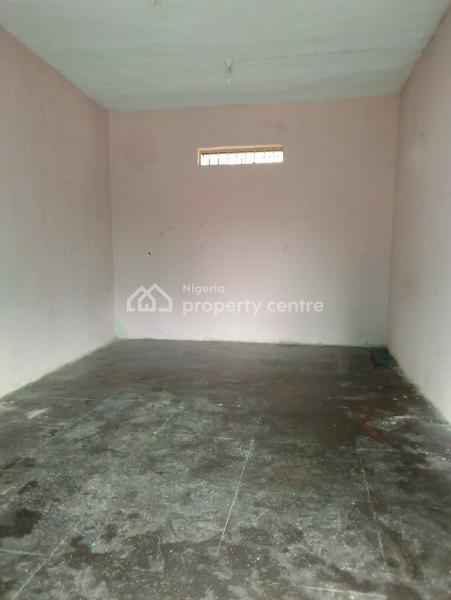 Very Spacious Shop with Front Extension, Karimu Laka Street, Egbeda, Alimosho, Lagos, Commercial Property for Rent