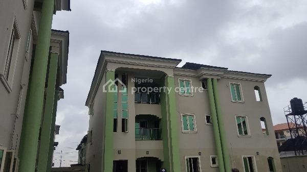 9 Units of 3bedroom Luxury Flats, Off Chief Colins,, Lekki Phase 1, Lekki, Lagos, Block of Flats for Sale