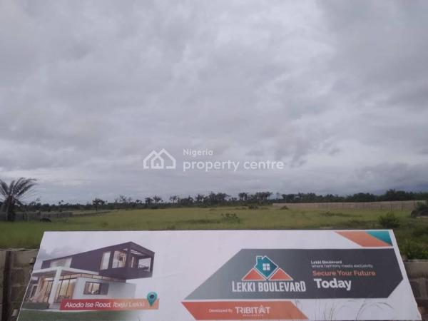 Boulevard Estate, Akodo Ise, Ibeju Lekki, Lagos, Mixed-use Land for Sale