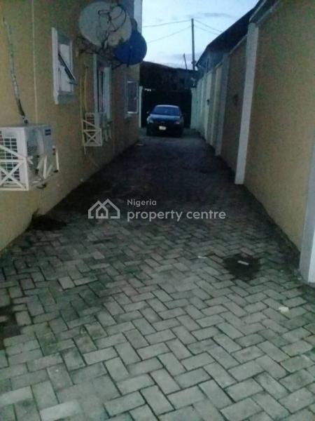 Relatively New 4bedroom Semi Detached Duplex, Gowon Estate, Egbeda, Alimosho, Lagos, Semi-detached Duplex for Rent