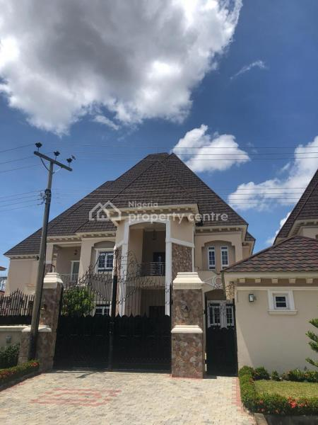 5 Bedroom Luxury Fully Detached Duplex with Bq, Swimming Pool Guest Chalet and Bq, Gwarinpa Estate, Gwarinpa, Abuja, Detached Duplex for Sale