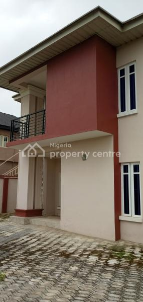 Newly Built Three Bedroom and Two Palour Duplex, Ebute, Ebute, Ikorodu, Lagos, Detached Duplex for Sale