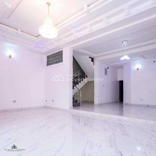 5 Bedroom Semi Detached Duplex with Bq, Megamound Lekki County Homes, Ikota, Lekki, Lagos, Semi-detached Duplex for Sale