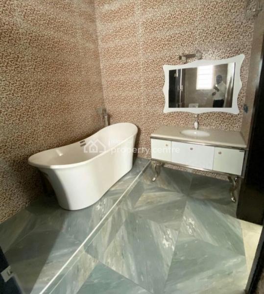 5 Bedroom Detached Duplex, All Rooms Ensuite, with Carport & 1 Room Bq, Lekki County Home, Lekki Phase 1, Lekki, Lagos, Detached Duplex for Sale