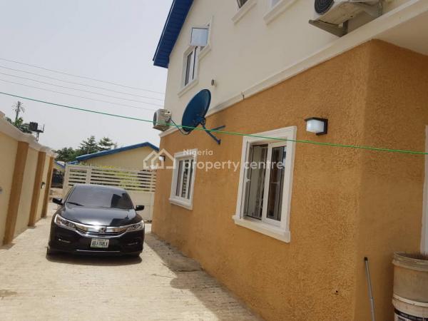 4 Bedroom Duplex with Bq, with The Furnitures, Jabi, Abuja, Semi-detached Duplex for Sale
