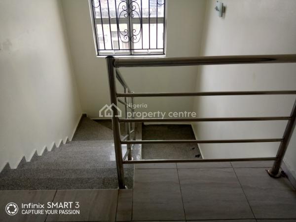 4bedroom Semi-detached Duplex with Bq, Chevy View Estate, Lekki, Lagos, Semi-detached Duplex for Rent