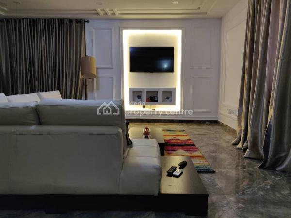 Beautifully Furnished Three Bedroom, Off Water Corporation Drive, Victoria Island (vi), Lagos, Flat Short Let