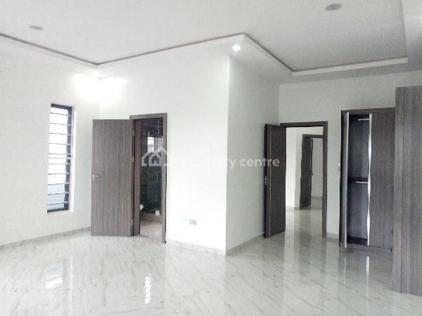 Tastefully Finished 4 Bedroom Semi Detached Duplex with a Room Staff Quarters, Ikota Villa Estate, Lekki, Lagos, Semi-detached Duplex for Rent