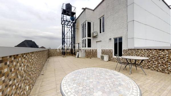 Luxury Fully Furnished 6 Bedroom Mansion with Luxury 2 Bedroom Penthouse Plus Bq, Amuwo Odofin, Isolo, Lagos, Detached Duplex for Sale