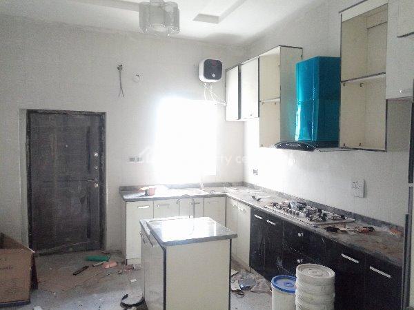 Exceptionally Designed Cornerpiced 4 Bedroom Fully Detached Duplex with a Room Boys Quarters, Thomas Estate, Ajah, Lagos, Detached Duplex for Sale