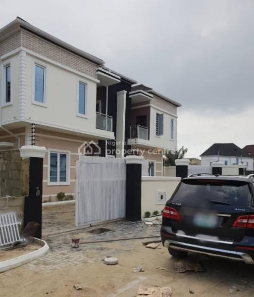 Luxury 4 Bedroom Semi Detached Duplex, Peninsula Garden Estate, Ajah, Lagos, Semi-detached Duplex for Sale