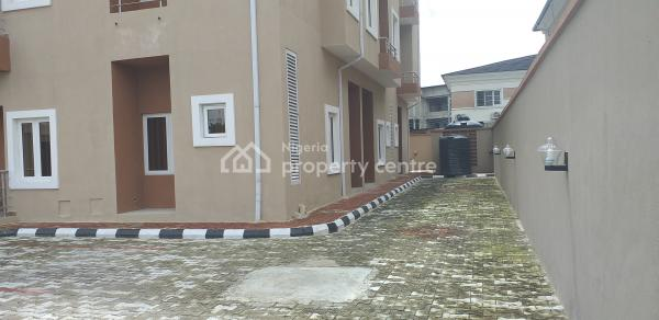 3 Bbedrooms Luxurious Flat with a Bq,swimming Pool and 24 Hours Power Supply, Off Freedom Way, Lekki, Lagos, Flat for Rent
