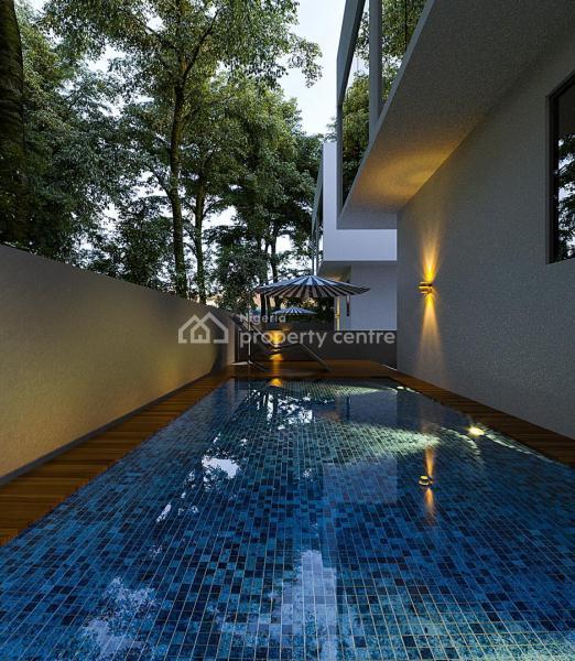 5 Bedroom Fully Detached Luxury Duplex, Osapa London, Osapa, Lekki, Lagos, Detached Duplex for Sale