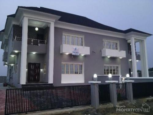 For Sale 4 Bedroom Semi Detached Lekki County Homes