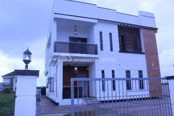 Nicely Built 5 Bedroom Detached Duplex with a Room Bq, Lafiaji, Lekki, Lagos, Detached Duplex for Sale