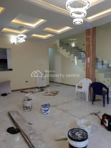 Luxury 4 Bedroom Semi Duplex, Sangotedo, Ajah, Lagos, Semi-detached Duplex for Sale