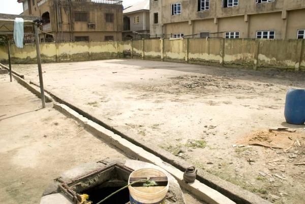Well Located School on Two Plots, Off Old Ojo Road Road, Oluti, Amuwo Odofin, Badagry, Lagos, School for Sale