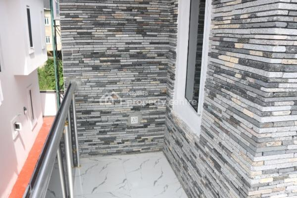 Brand New and Luxuriously Finished Four (4) Bedroom Detached House with Boys Quarter, Ikota Villa Estate, Lekki, Lagos, Detached Duplex for Rent