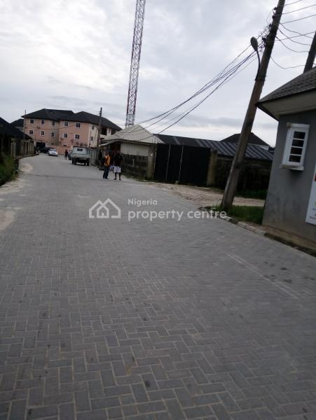 Spacious a Room and Parlor Self Contained with Two Toilet, Thera Peace Zone Estate Before Sangotedo Shop Rite Ajah, Sangotedo, Ajah, Lagos, Mini Flat for Rent
