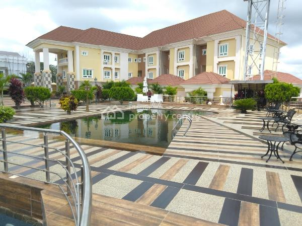 5 Units of 5 Bedroom Terrace Duplexes with 5 Rooms Bq, Guzape District, Guzape District, Abuja, Terraced Duplex for Sale
