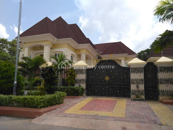12 Bedroom Duplex Mansion with a Swimming Pool, Asokoro District, Asokoro District, Abuja, Detached Duplex for Sale