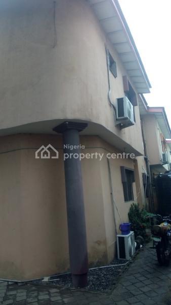 5 Bedroom Semi-detached House (self-compound), Modupe Salami Street, Agungi, Lekki, Lagos, Semi-detached Duplex for Sale