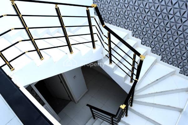 Newly Built 4 Bedroom Semi Detached Duplex with a Maids Room, Osapa, Lekki, Lagos, Semi-detached Duplex for Sale