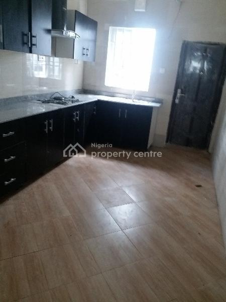 Self Service 4 Bedroom Semi Detected Duplex with a Bq, Idado, Lekki, Lagos, Semi-detached Duplex for Rent