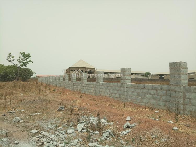 Industrial Plot Measuring 1.1hectares with C of O, Idu Industrial, Abuja, Industrial Land for Sale