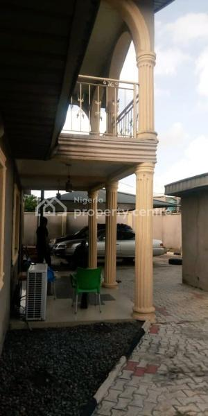 4 Bedroom Duplex in an Estate, Off Governor Road, Ikotun, Lagos, Terraced Duplex for Sale