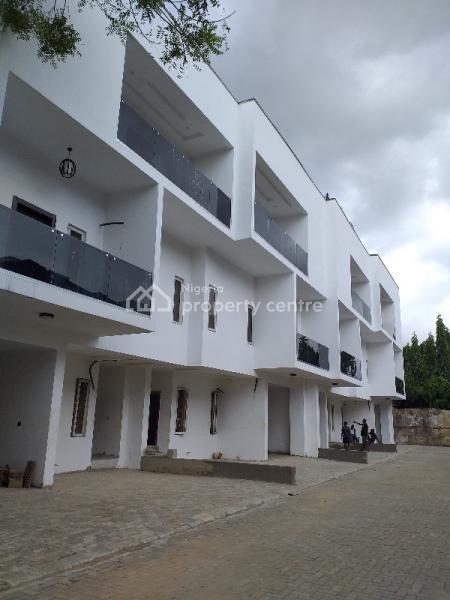 Terraced House, Oduduwa Crescent, Ikeja Gra, Ikeja, Lagos, Terraced Duplex for Sale