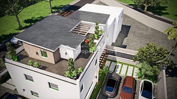 Five Bedroom Luxury Duplex, Katampe Extension, Katampe, Abuja, Semi-detached Duplex for Sale