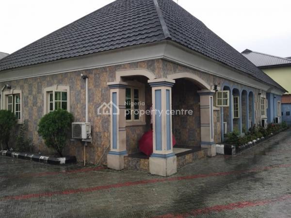 Modern 4 Bedroom Bungalow, Off Jakpa Road, Warri, Delta, Detached Bungalow for Sale