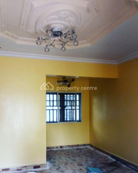 4 Nos of 2 Bedroom Flat on a Plot of Land with Federal Light, New Layout Estate Off Rumuokwurusi Tank, Rumuokwurusi, Port Harcourt, Rivers, Flat for Sale
