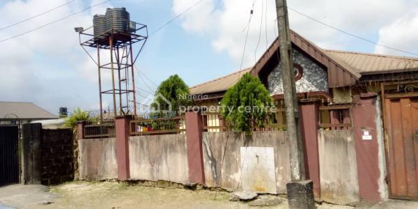 Bungalow of 6 Flats,, Jakpa Road Warri., Warri, Delta, Semi-detached Bungalow for Sale