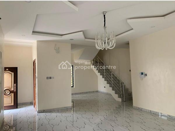 5 Bedroom Luxury Duplex with Excellent Facilities, Chevy View Estate, Lekki, Lagos, Detached Duplex for Rent
