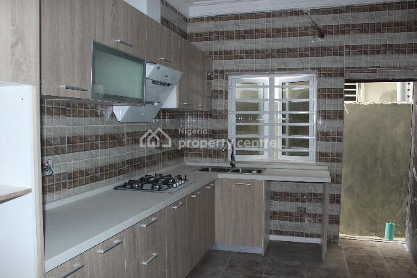 Brand New 4 Bedroom Terrace Duplex with a Room Bq, Chevy View Estate, Lekki, Lagos, Terraced Duplex for Sale