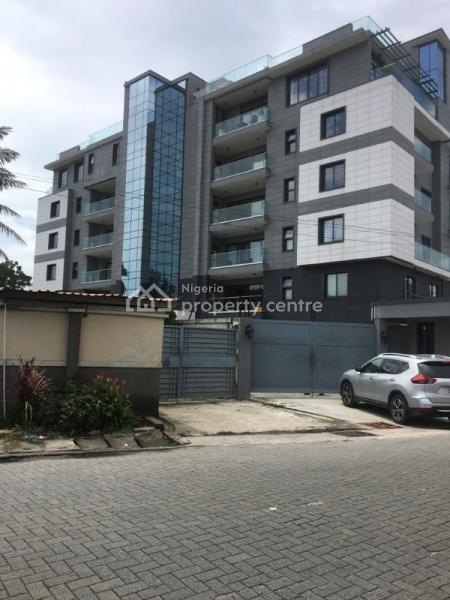 Luxury 3 Bedroom Apartment with Swimming Pool and Gym, Onikoyi, Ikoyi, Lagos, Flat for Rent