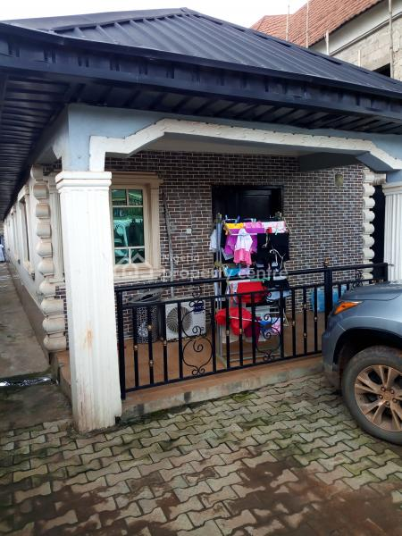 Decent 4 Bedroom Bungalow for Sale, Candos, Baruwa Inside, Ipaja, Lagos, Detached Bungalow for Sale